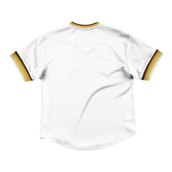 brand new c538a 9d28d Mesh V-Neck San Diego Padres
