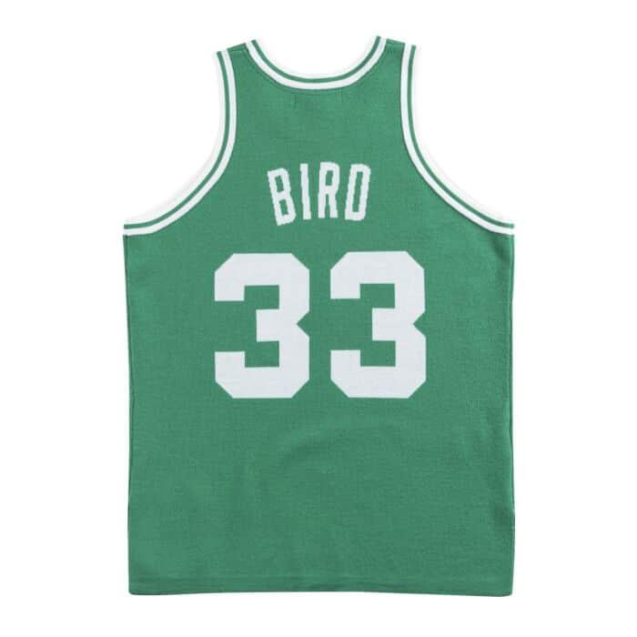 more photos e6217 4a2d0 CLOT x M&N Knit Jersey Boston Celtics 1985-86 Larry Bird ...