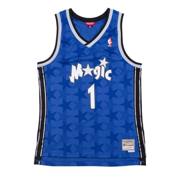 tmac magic jersey
