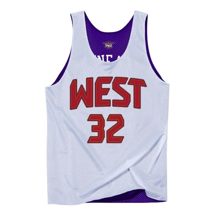 brand new c7a61 f6edc Reversible Mesh Tank Phoenix Suns/All-Star 2009 Shaquille O'Neal