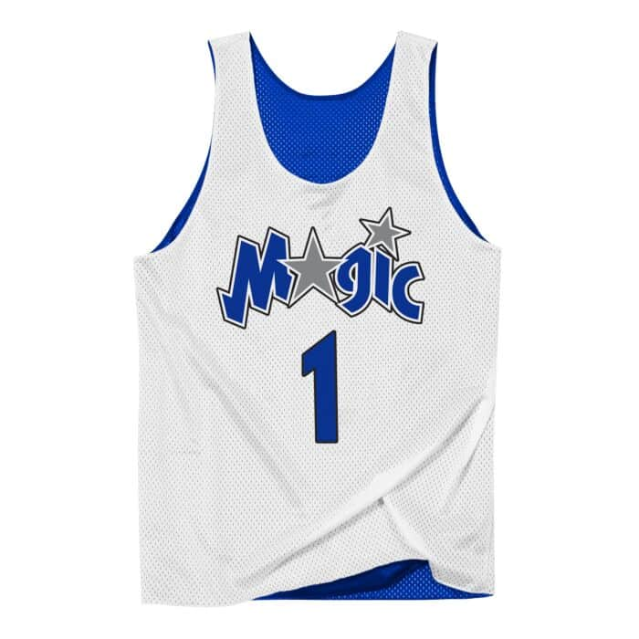 brand new b1371 4ad17 Reversible Mesh Tank Orlando Magic Tracy McGrady - Shop ...