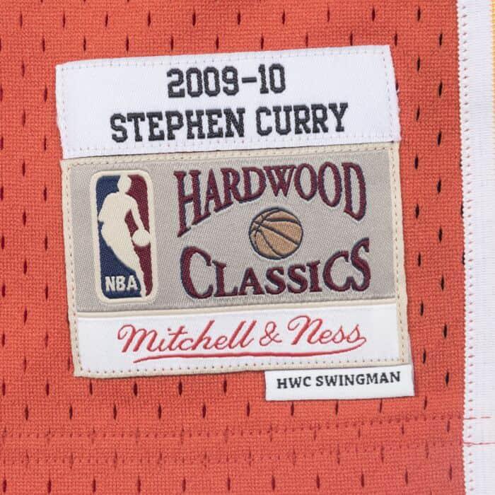 Swingman Jersey Golden State Warriors Alternate 2009-10 Stephen