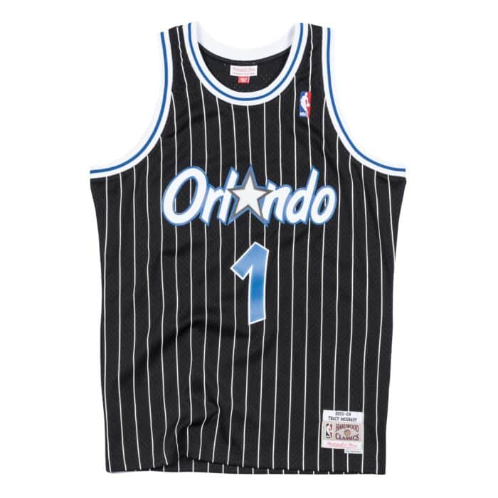 new products b9824 f3823 Swingman Jersey Orlando Magic 2003-04 Tracy McGrady