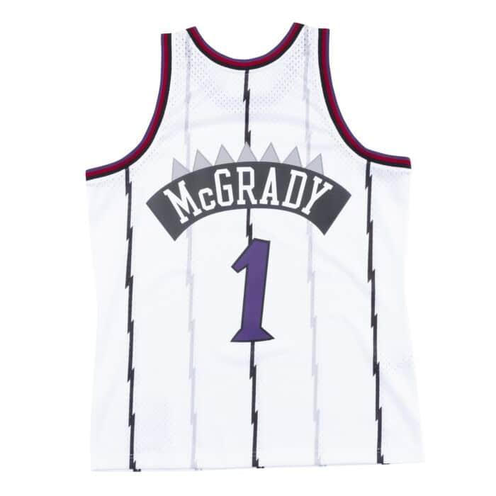 new product 051b8 1bb28 Swingman Jersey Toronto Raptors 1998-99 Tracy McGrady