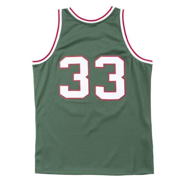 buy popular f7fef af9b2 Swingman Jersey Milwaukee Bucks 1970-71 Kareem Abdul-Jabbar