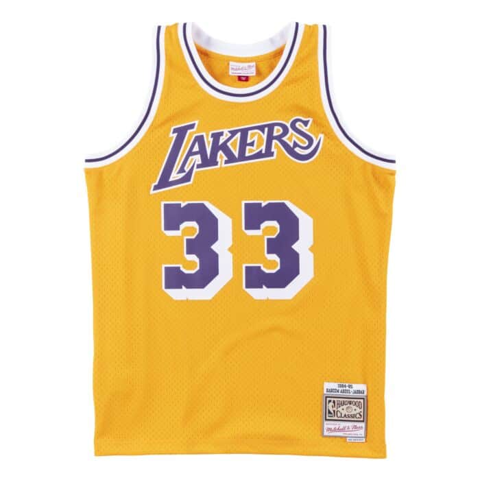timeless design 934a6 ae638 Swingman Jersey Los Angeles Lakers 1984-85 Kareem Abdul-Jabbar