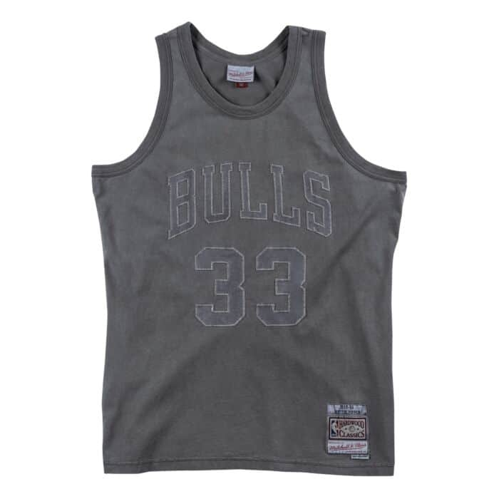 sports shoes 84db7 179e9 Washed Out Swingman Jersey Chicago Bulls 1997-98 Scottie ...