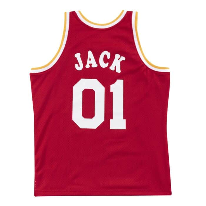 pretty nice da288 a1f0a M&N x Cactus Jack x B/R Rockets Jersey Mitchell & Ness ...