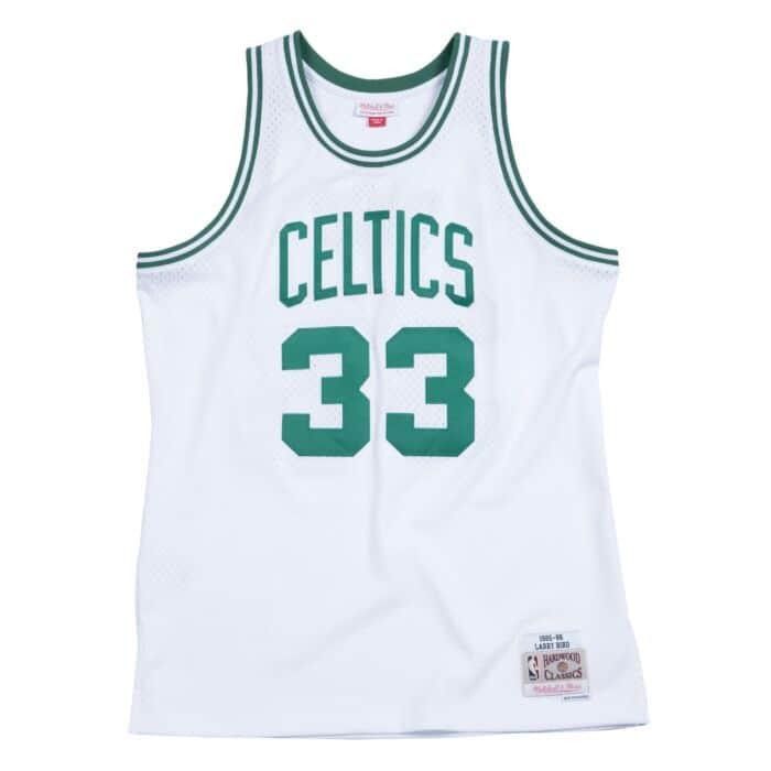 online store 2970a 32660 Swingman Jersey Boston Celtics 1985-86 Larry Bird