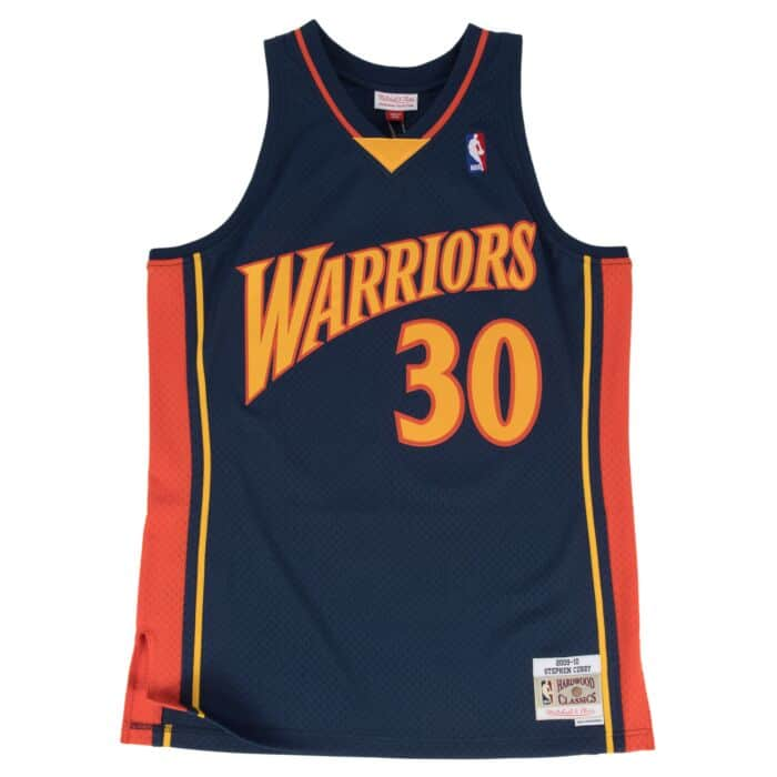 new products 379b0 524e9 Swingman Jersey Golden State Warriors 2009-10 Stephen Curry