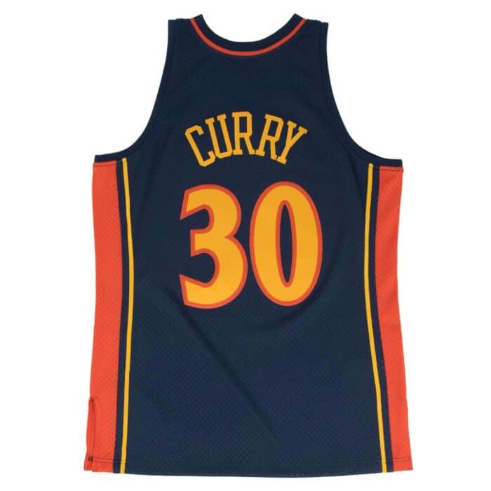 new products bf19a f15b2 Swingman Jersey Golden State Warriors 2009-10 Stephen Curry