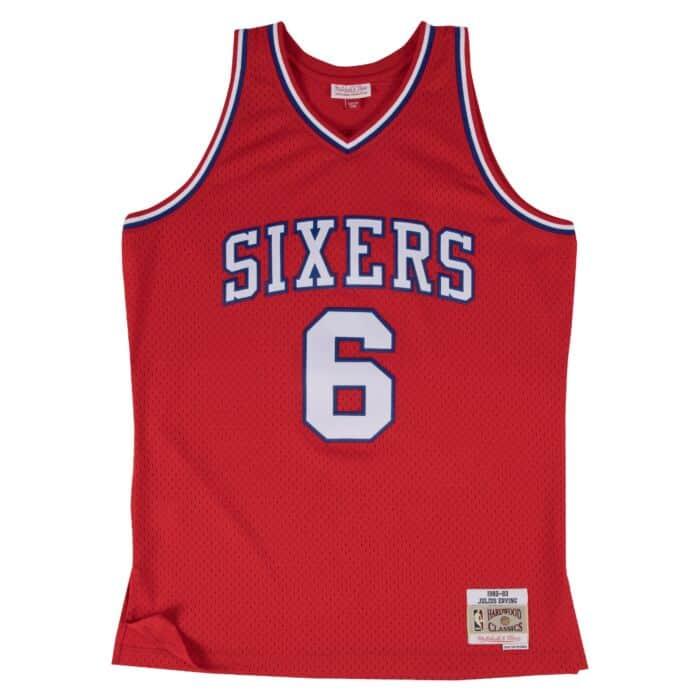 100% authentic 22930 334f6 Swingman Jersey Philadelphia 76ers 1982-83 Julius Erving