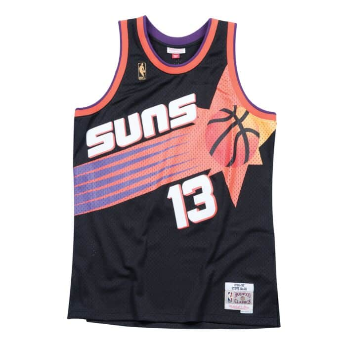 the best attitude 56a59 43aae Swingman Jersey Phoenix Suns Alternate 1996-97 Steve Nash