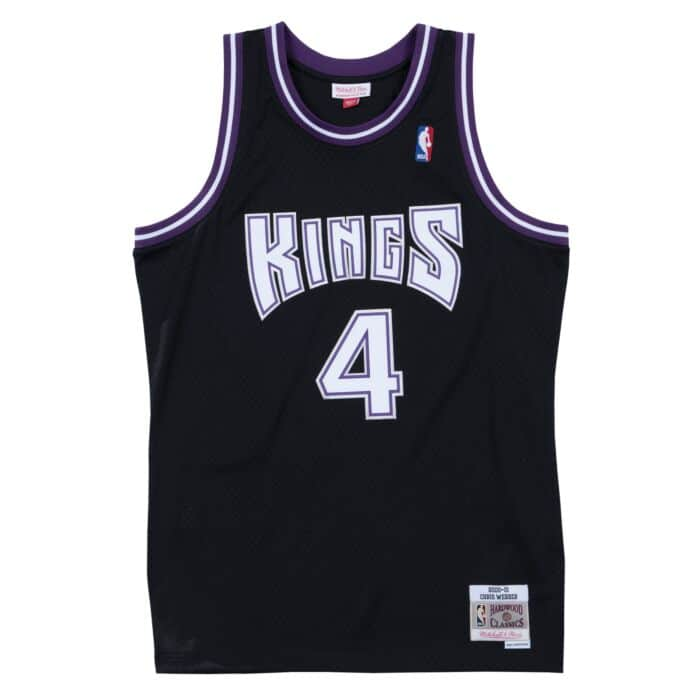 outlet store c6b92 4e1a5 Swingman Jersey Sacramento Kings Road 2000-01 Chris Webber