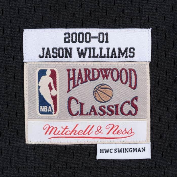 promo code 4473f a6052 Swingman Jersey Sacramento Kings 2000-01 Jason Williams ...