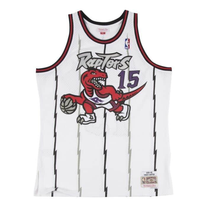 hot sales 93ee6 d4c37 Swingman Jersey Toronto Raptors Home 1998-99 Vince Carter ...
