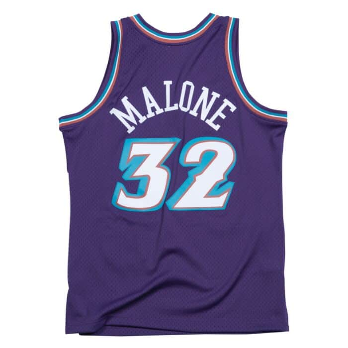 the best attitude c5fbe 050d5 Swingman Jersey Utah Jazz Road 1996-97 Karl Malone