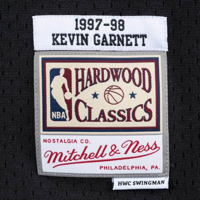 on sale c52b1 acfed Swingman Jersey Minnesota Timberwolves Alternate 1997-98 ...