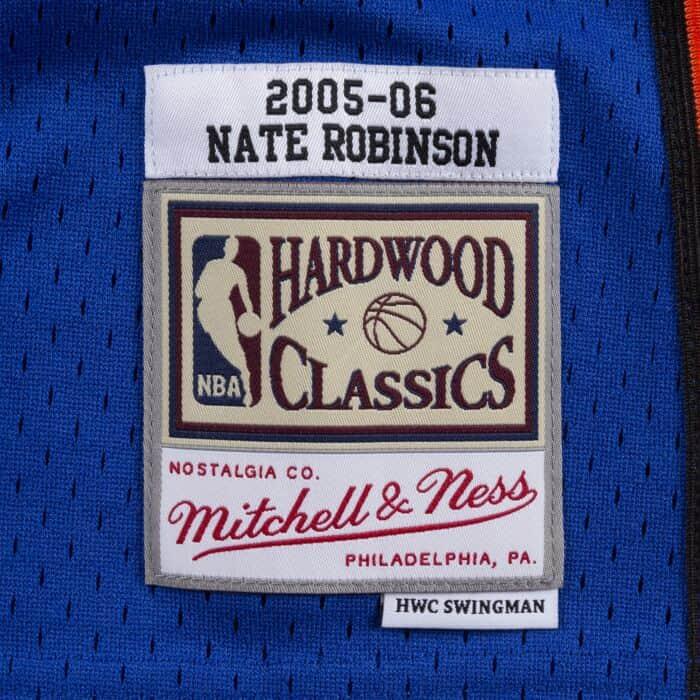 more photos 38149 52378 Swingman Jersey New York Knicks 2005-06 Nate Robinson