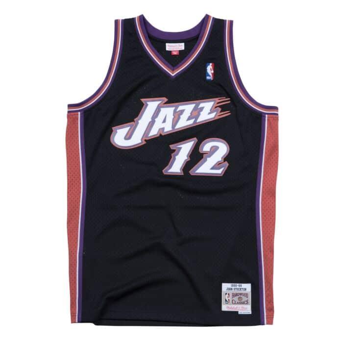 online store b2010 319fb Swingman Jersey Utah Jazz 1998-99 John Stockton