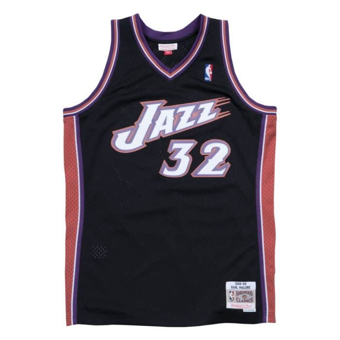 check out a651e 3bd1a Swingman Jersey Utah Jazz 1998-99 Karl Malone