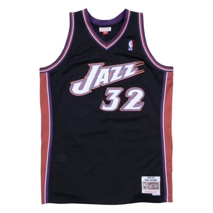 check out 9cddc dc0a9 Swingman Jersey Utah Jazz 1998-99 Karl Malone