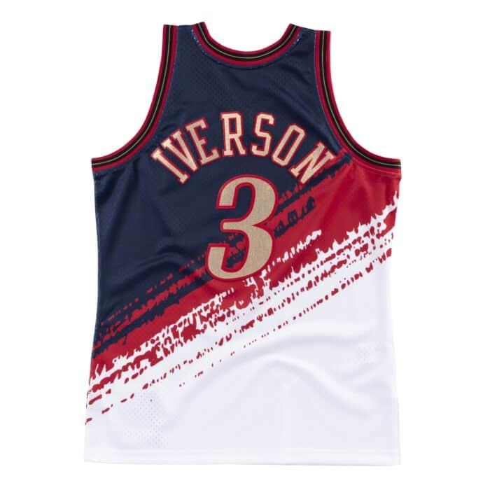 online store f5194 ccffd Independence Swingman Jersey Philadelphia 76ers Allen ...