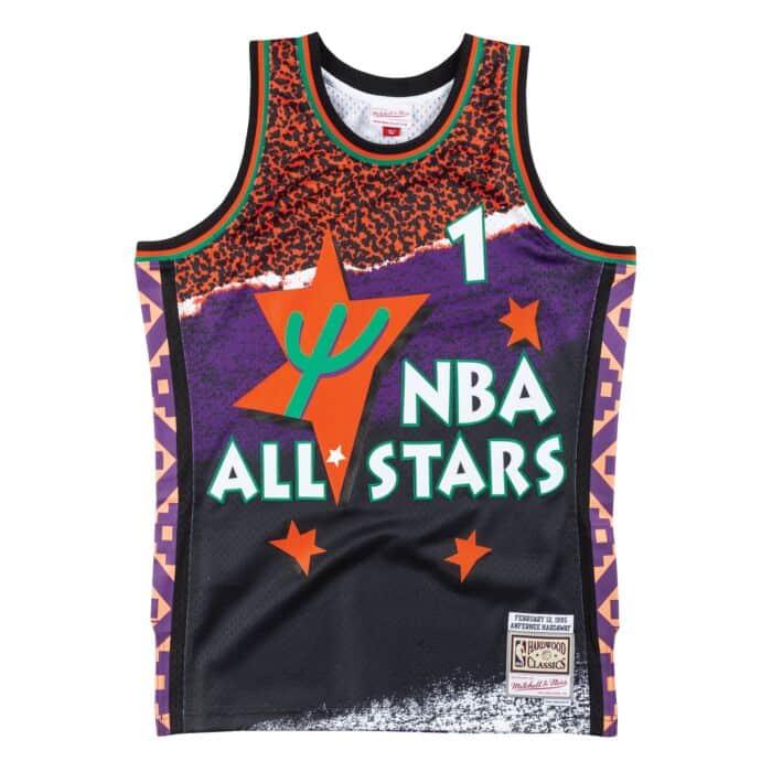 penny hardaway all star jersey