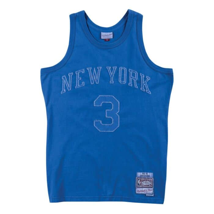 the latest d1e99 b9df9 Washed Out Swingman Jersey New York Knicks 1991-92 John ...