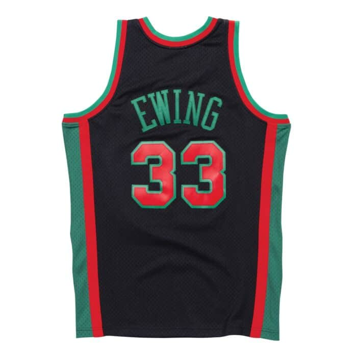 online store adbfb 602aa Christmas Swingman Jersey New York Knicks 1998-99 Patrick ...