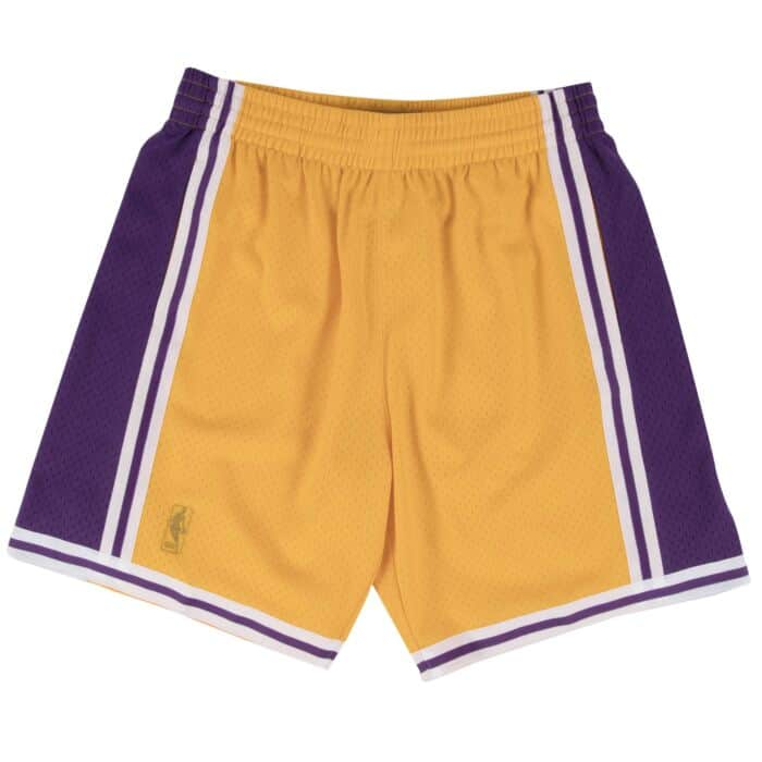 wholesale dealer 5812a 43c69 Swingman Shorts Los Angeles Lakers Home 1996-97 - Shop ...