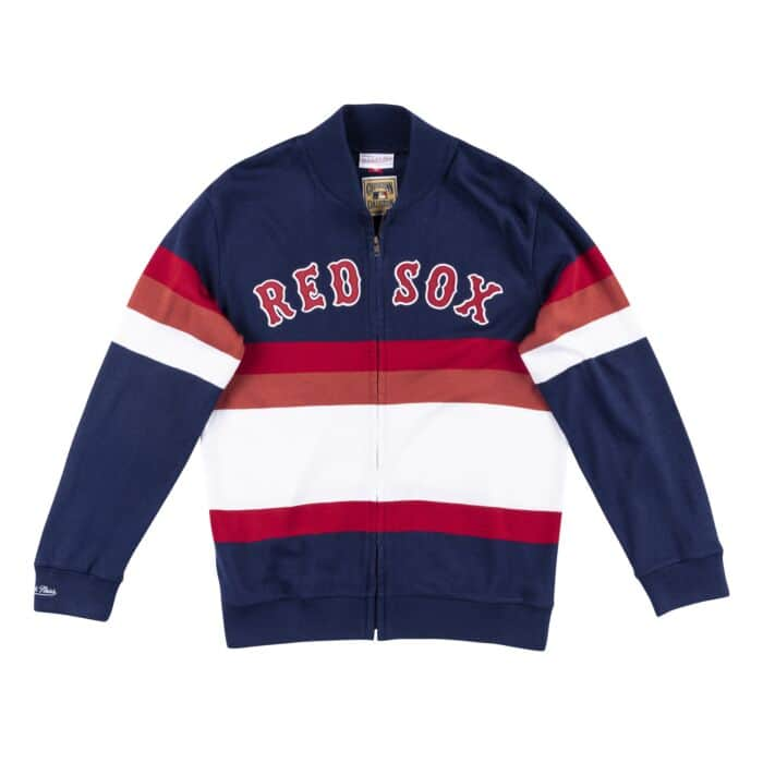 Front Stripe Sweater Boston Red Sox