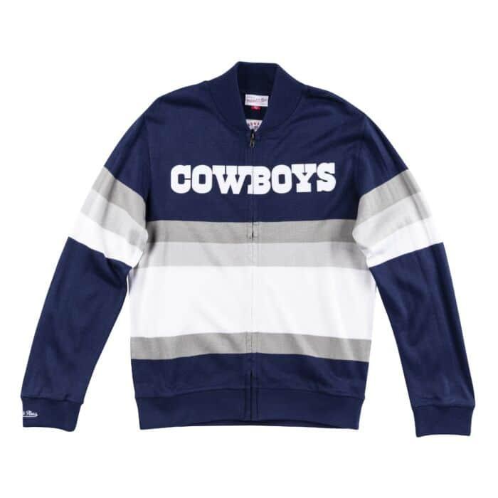 wholesale dealer 03730 9e96a Front Stripe Sweater Dallas Cowboys