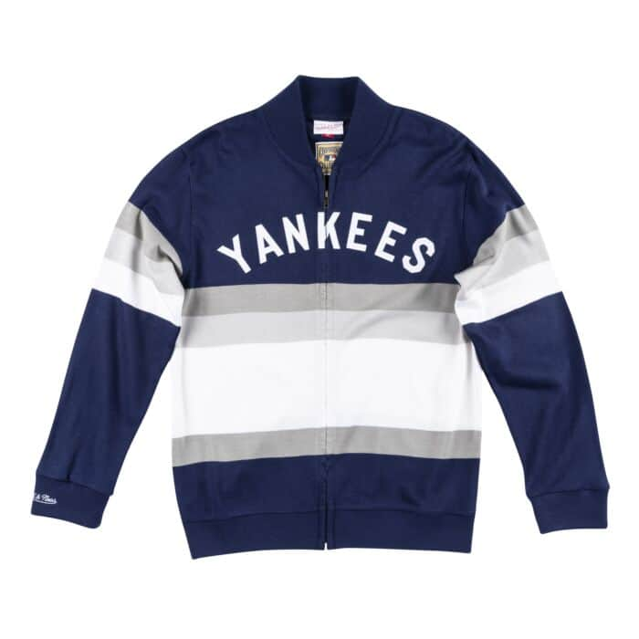 big sale 330ce 0ddb0 Front Stripe Sweater New York Yankees