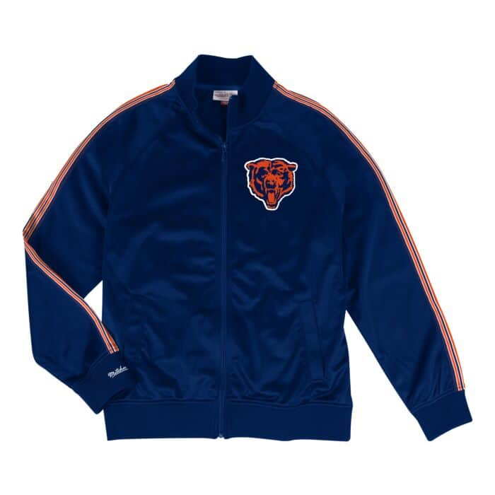 outlet store d9e41 1682d Track Jacket Chicago Bears