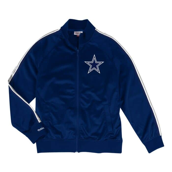 buy popular 04442 0e331 Track Jacket Dallas Cowboys - Shop Mitchell & Ness Outerwear ...