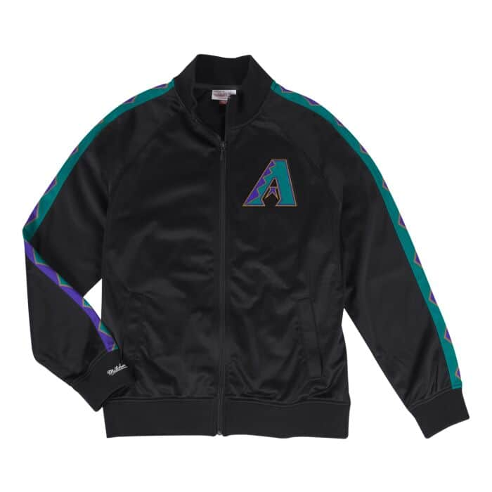 buy popular d0002 8680a Track Jacket Arizona Diamondbacks