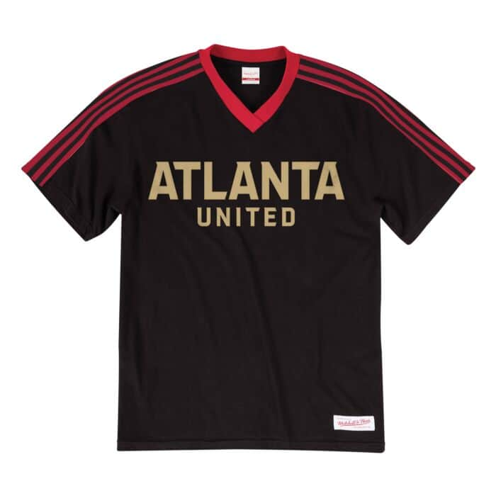 sneakers for cheap 7aeed 9806f Overtime Win V-Neck Tee Atlanta United FC