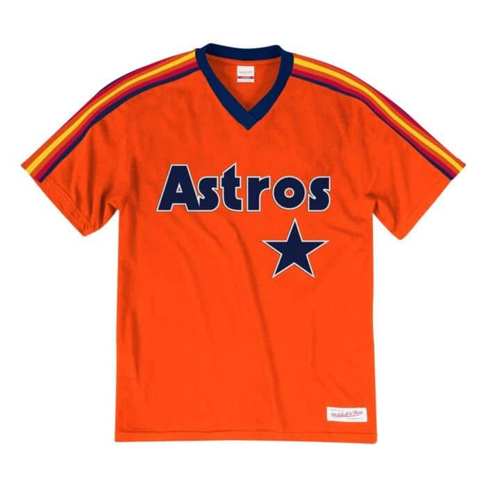 brand new 3217c f3d55 Overtime Win V-Neck Houston Astros