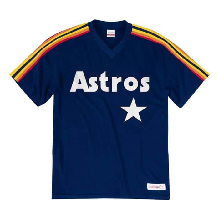 15a1854e Overtime Win V-Neck Tee Houston Astros