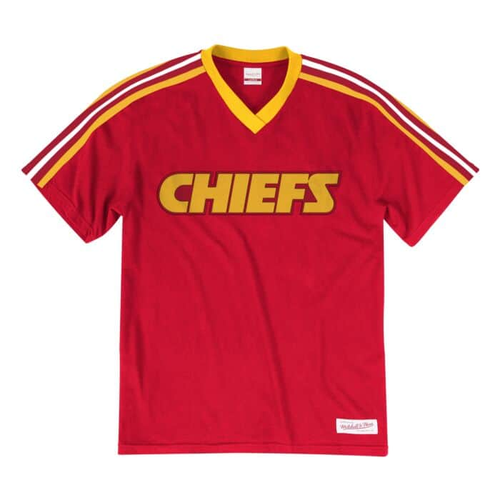 discount sale 99313 2f3d6 Overtime Win V-Neck Kansas City Chiefs