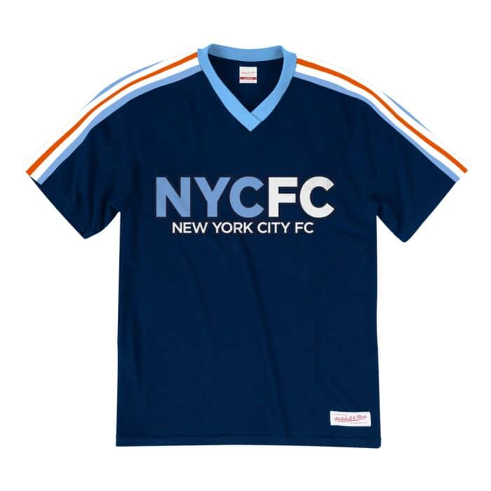 Overtime Win V-Neck Tee New York City FC