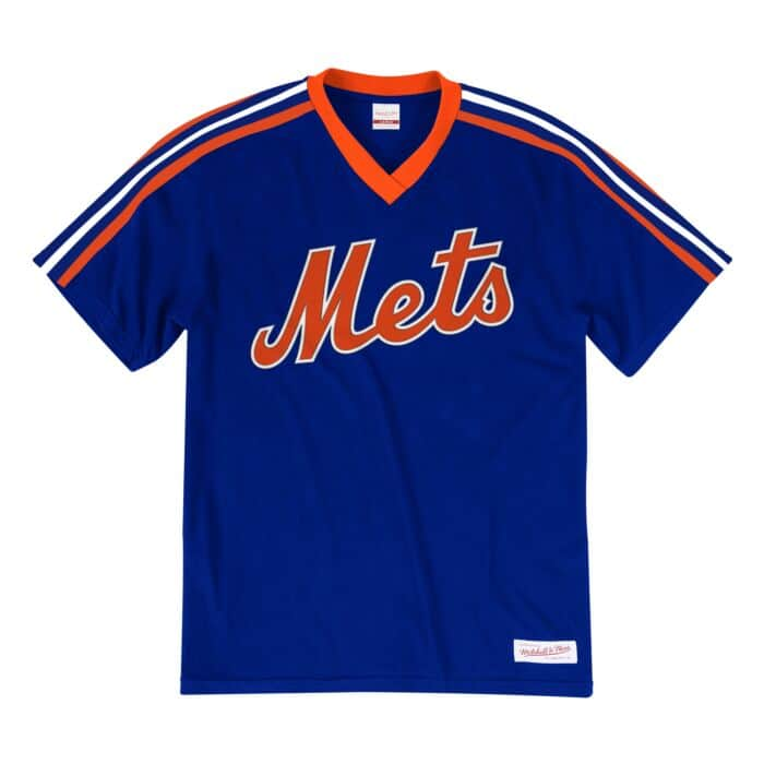 competitive price 88f90 6a4a4 Overtime Win V-Neck Tee New York Mets