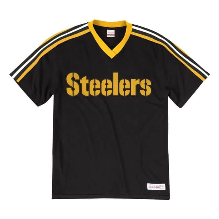premium selection 87340 e87aa Overtime Win V-Neck Pittsburgh Steelers