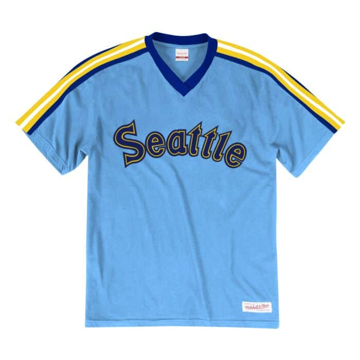 finest selection 6c9cd e6929 Overtime Win V-Neck Seattle Mariners