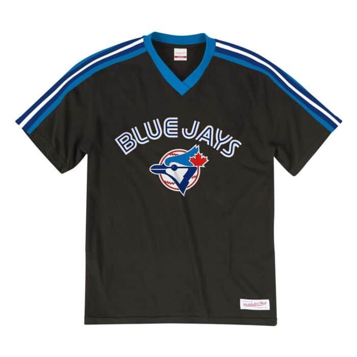 online retailer 32243 73879 Overtime Win V-Neck Toronto Blue Jays