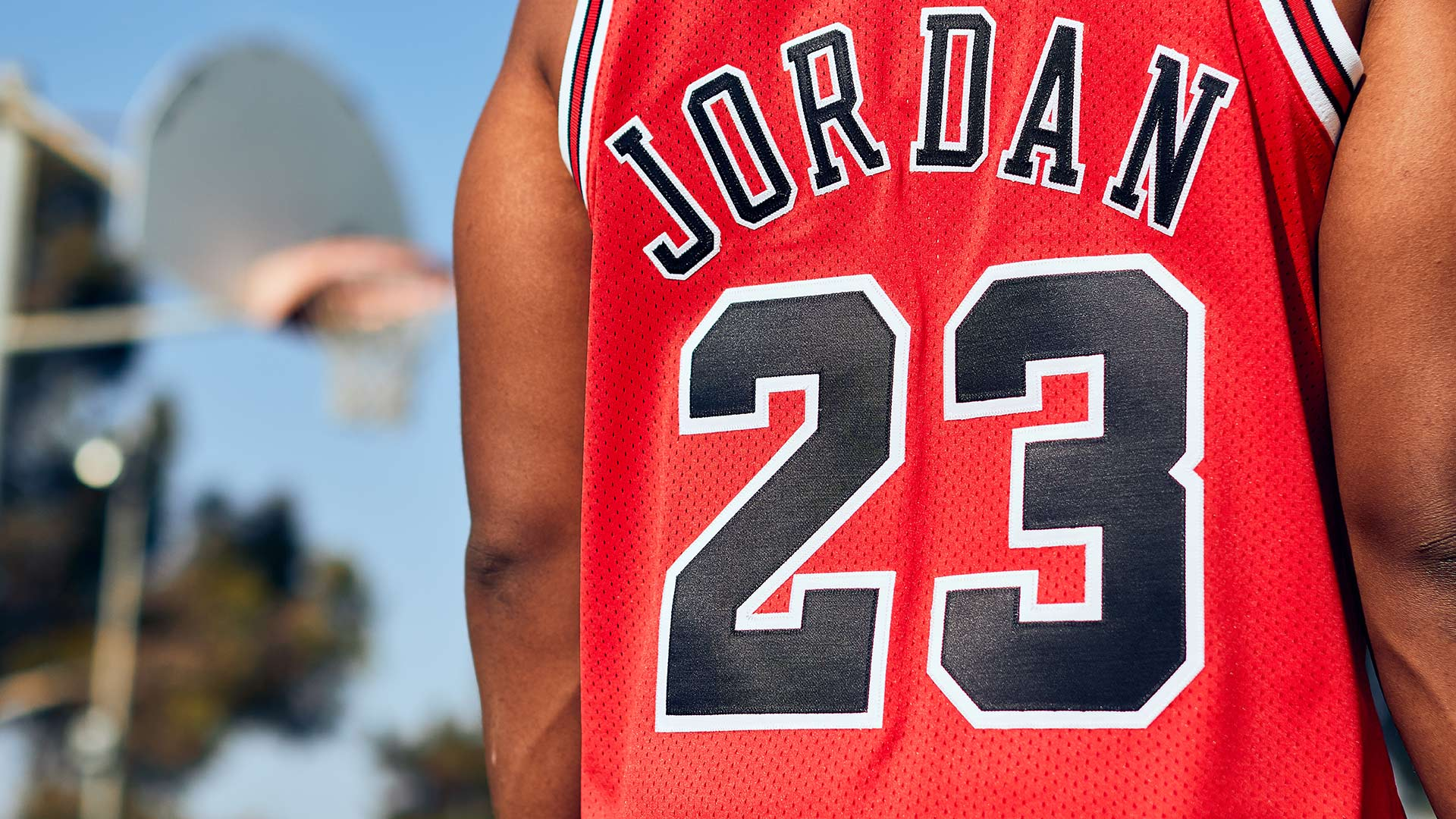9bfe84f5a55 Authentic Michael Jordan Jerseys Mitchell   Ness Nostalgia Co.