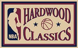 Hardwood Classics logo